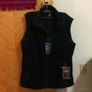 EMS men fleece lined vest